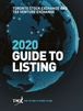 Read the Guide to Listing