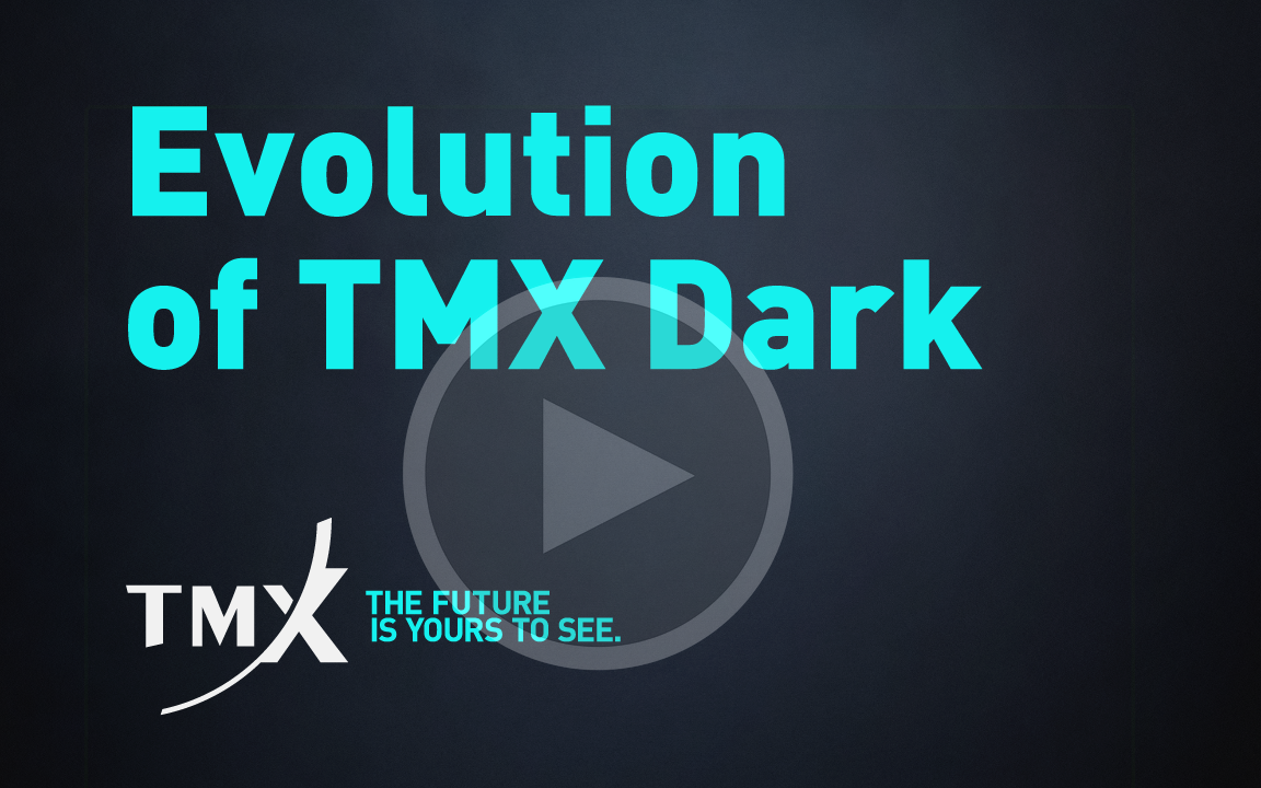 Evolution of TMX Dark