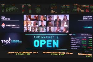 Horizons ETFs Virtually Opens The Market