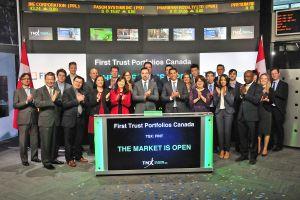 Tmx tsx tsxv news market opens first trust portfolios canada opens the market publicscrutiny Choice Image