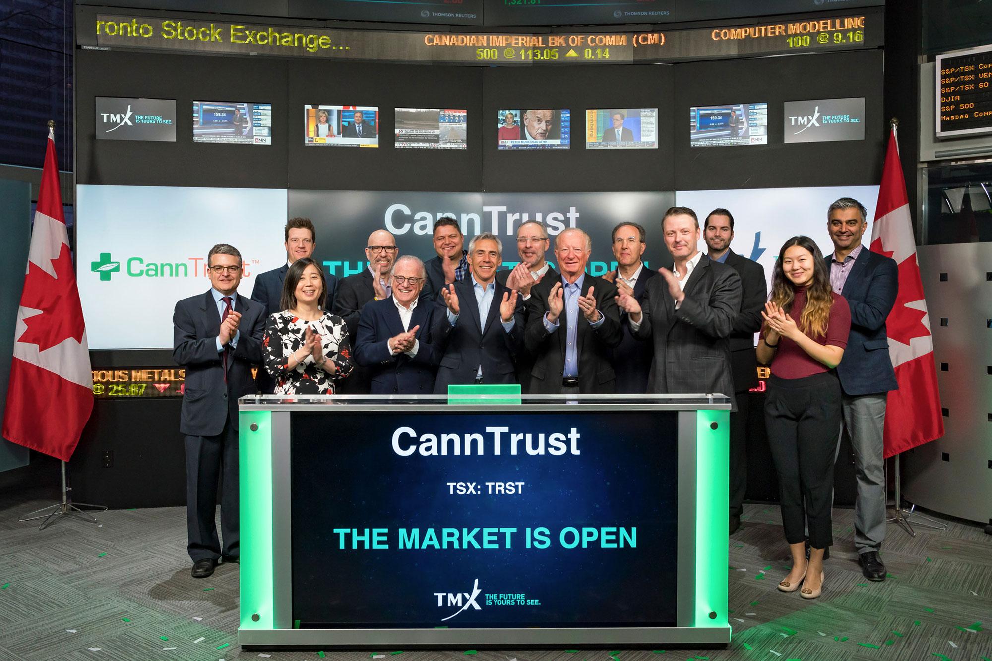 Tmx Tsx Tsxv News Market Opens