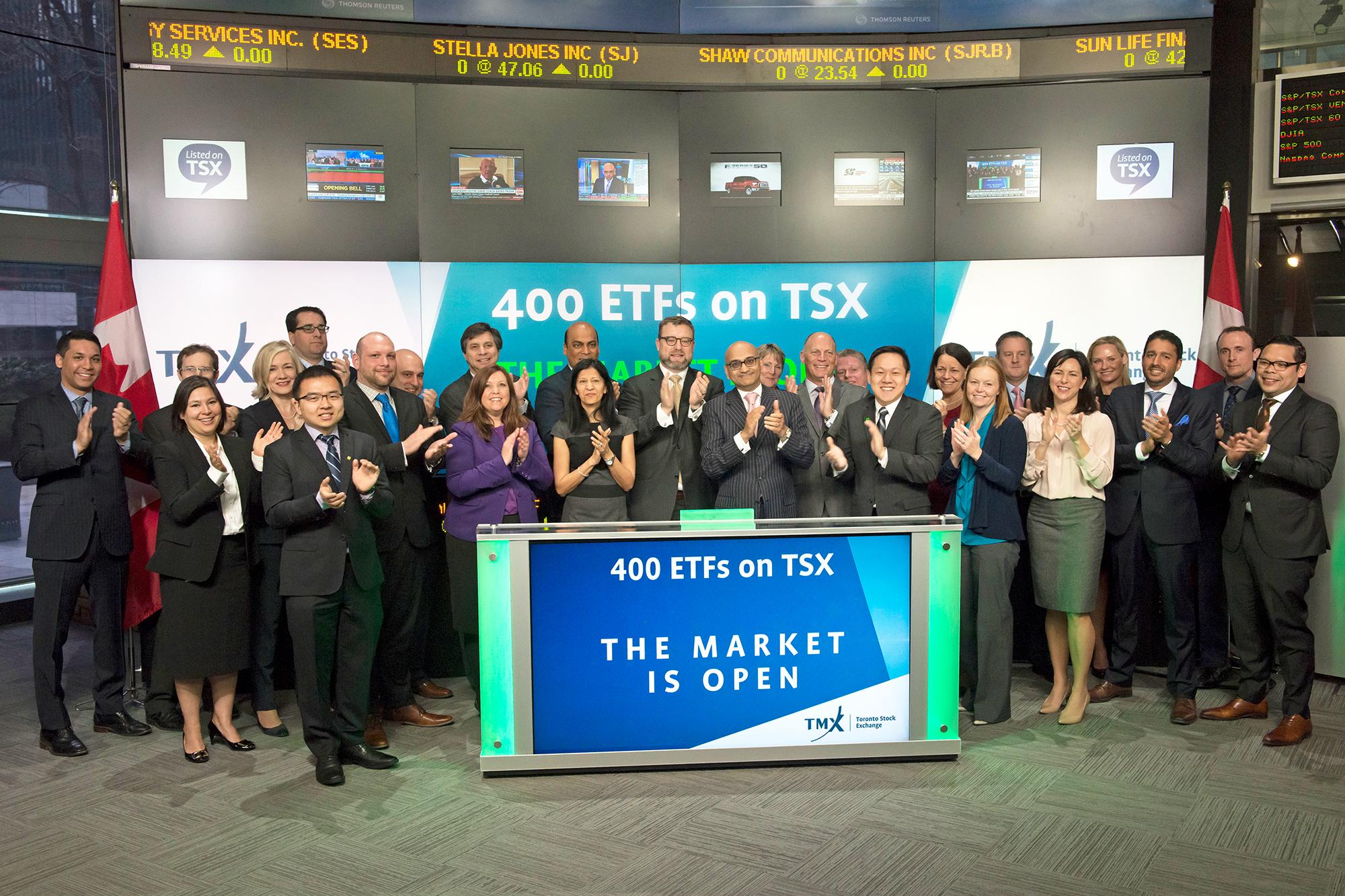 2017 Toronto Stock Exchange (TSX) Holidays